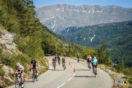 IM France Bike Course