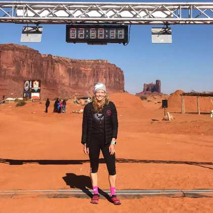 Monument Valley Trail Half Marathon