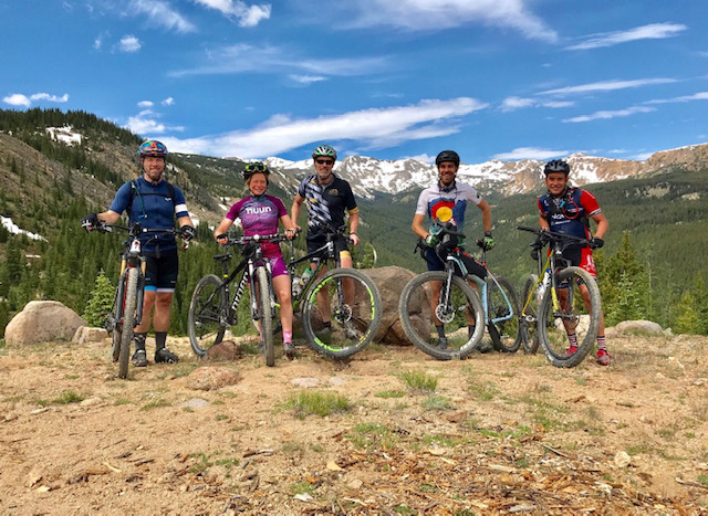 First Descents 2019 Leadville Training